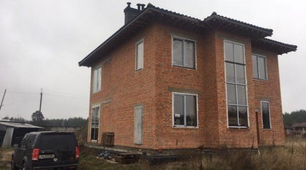 Алюминиевые окна с покраской для дома